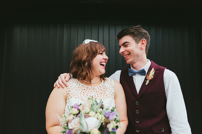 Vicki & Lee – Rustic Barn Wedding in Yorkshire