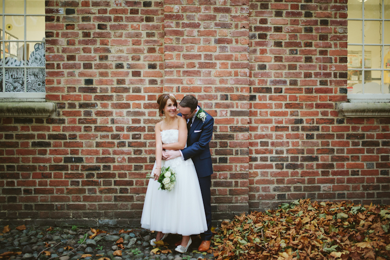 Jules & Si – Colourful Bluecoat Wedding, Liverpool