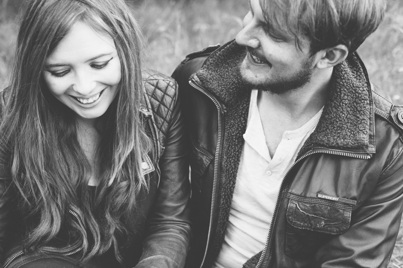Ro & Mike – Engagement Photography in Liverpool