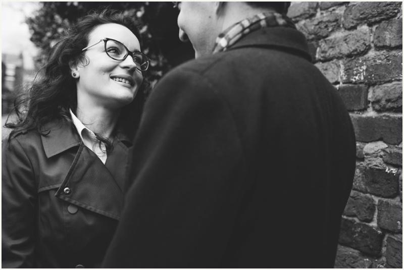 Rachel & Owen – Liverpool Georgian Quarter Engagement Shoot