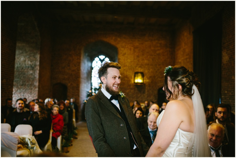Lorrie & Marc – A Relaxed Wedding in Lincolnshire
