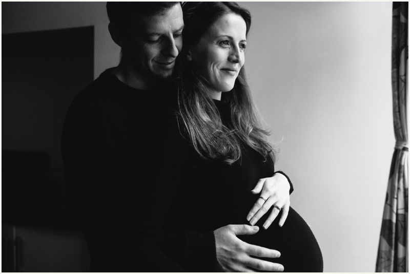 Sophie & Phil – A Relaxed Maternity Shoot in Liverpool