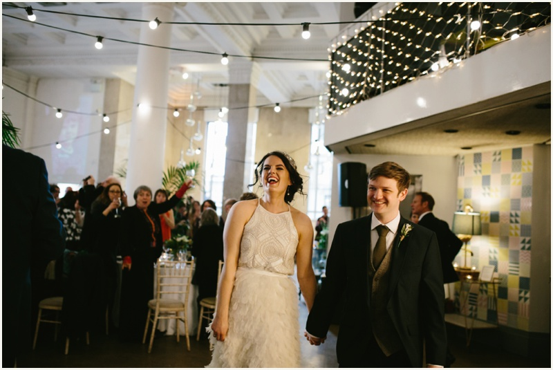Emily & Dave – Spring Wedding at Oh Me Oh My, Liverpool
