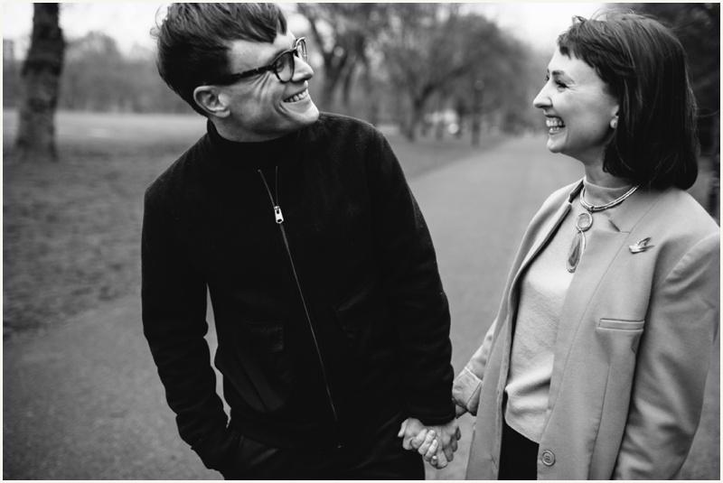 Cassia & Jamie – Liverpool Portrait Session in Sefton Park