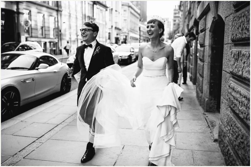 Ullet Road Unitarian Church Wedding – Cassia & Jamie