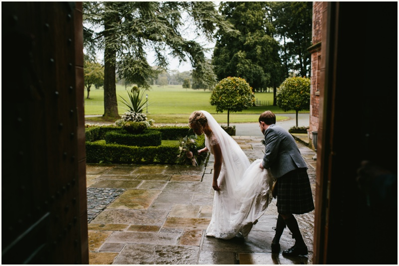 Holly & Calum – Autumnal Wedding at Colshaw Hall – Preview