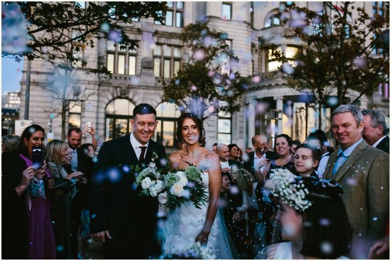 Rachael & Jordan – A Twilight City Wedding at Liverpool's Liver Building